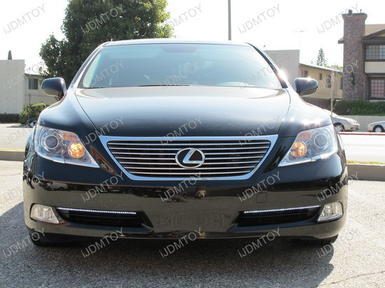 Lexus - LS - 460 - LED - audi - strip - light - 1